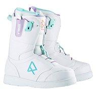 Robla Dream White/Purple/Blue - Boty na snowboard