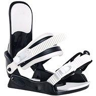 Robla Lite Black/White Size S/M - Snowboard Bindings