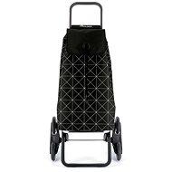 Rolser I-Max Star Rd6 černo-bílá - Nákupní taška na kolečkách