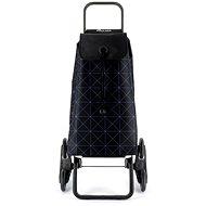 Rolser I-Max Star Rd6 černo-modrá - Nákupní taška na kolečkách