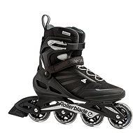 Rollerblade-ZETRABLADE Black/Silver Size 45 EU/295mm - Roller Skates
