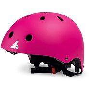 Rollerblade RB JR Helmet pink - Helma na kolo