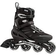 Rollerblade ZETRABLADE Black/Silver - Roller Skates