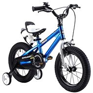 "RoyalBaby Freestyle 14 ""blue - Children's Bike"