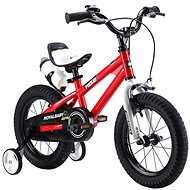 "RoyalBaby Freestyle 14 ""red - Children's Bike"