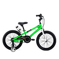 "RoyalBaby Freestyle 18 ""green - Children's Bike"