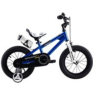 RoyalBaby Freestyle 12 '' blue - Children's Bike