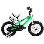 RoyalBaby Freestyle 12 '' Green - Children's Bike