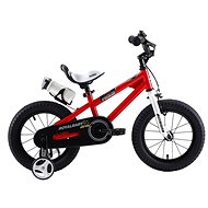 RoyalBaby Freestyle 12 '' red - Children's Bike