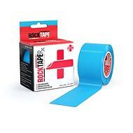 RockTape pro citlivou pokožku kinesiologický tejp modrý - Tejp