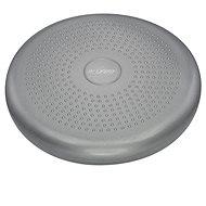 Lifefit Balance cushion 33cm, stříbrný - Balanční polštářek