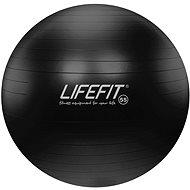 Lifefit anti-burst černý - Gymnastický míč