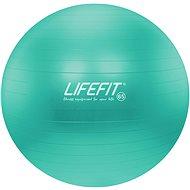 Lifefit anti-burst 65 cm, tyrkysový - Gymnastický míč