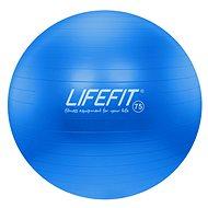 Lifefit anti-burst 75 cm, modrý - Gymnastický míč