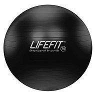 Lifefit anti-burst 75 cm, černý - Gymnastický míč