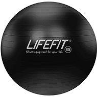 LIFEFIT anti-burst 85 cm, černý - Gymnastický míč