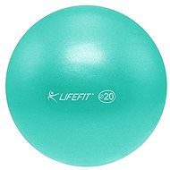 Lifefit overball tyrkysový - Gymnastický míč