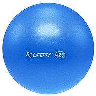 Lifefit overball 25cm, modrý - Gymnastický míč