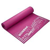 Lifefit Slimfit Plus gymnastická bordó - Podložka na cvičení