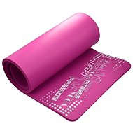 Lifefit yoga mat exkluziv plus, 180x60x1,5cm, bordó - Podložka