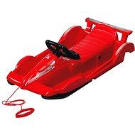 ALPEN GAUDI Race s volantem, červený - Boby