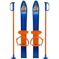SULOV vel. 60 cm dětské, světle modré - Lyžařský set