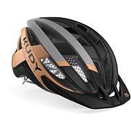 Rudy Project Venger Cross RPHL660021 M černá/bronzová - Helma na kolo