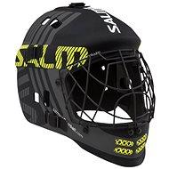 Salming Core Helmet Junior Černá - Florbalová maska