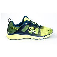 Salming enRoute 2 Men's Safety Yellow / Poseidon Blue - Running shoes