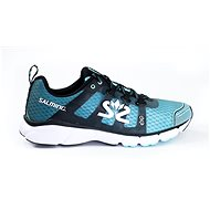 Salming enRoute 2 Women Aruba Blue / Black - Running shoes