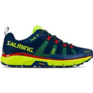 Salming Trail 5 Men Poseidon Blue/Safety Yellow 44 EU / 280 mm