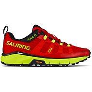 Salming Trail 5 Women červená/žlutá EU 38,5 / 245 mm - Běžecké boty