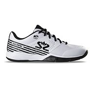 Salming Viper 5 Shoe, Men, White/Black ,size 44,66 EU / 285mm - Indoor shoes
