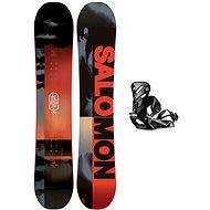 Salomon set PULSE+RHYTHM - Snowboard komplet