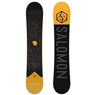 Salomon set SIGHT+RHYTHM BLACK vel. 153 cm - Snowboard komplet