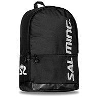 Sportovní batoh SALMING Team Backpack Black, 25l