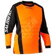 SALMING Atlas Jersey JR Orange/Black - Dres