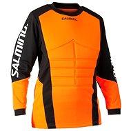 SALMING Atlas Jersey JR Orange / Black 164 - Jersey