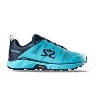 Salming Trail 6 Women Light Blue/Navy - Běžecké boty