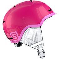 Salomon Grom Glossy Pink - Lyžařská helma