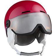Salomon Grom Visor Glossy Pink/Univ - Lyžařská helma