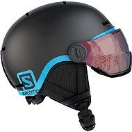 Salomon Grom Visor Black/Uni - Lyžařská helma