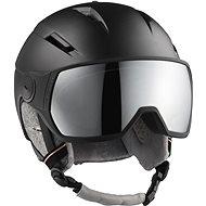 Salomon Icon2 Visor Black/Silver Uni. - Lyžařská helma