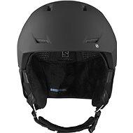 Salomon Pioneer LT CA Black Tech - Lyžařská helma