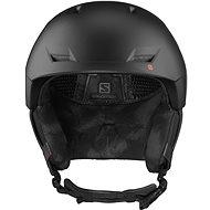 Salomon Icon LT CA, Black/Red - Ski Helmet