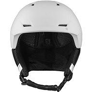 Salomon Icon LT White - Lyžařská helma