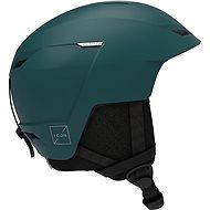 Salomon Icon LT Access, Deep Teal - Ski Helmet