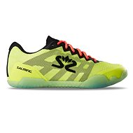 Salming Hawk Shoe Men Safety, Yellow/Black, size EU 48/310mm - Indoor shoes
