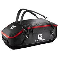 Salomon Prolog 70 Backpack Black/Bright Red - Sportovní taška
