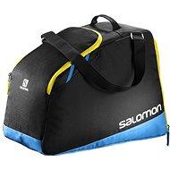 Salomon Extend Max Gearbag Black/Process Blue/Ye - Sportovní taška